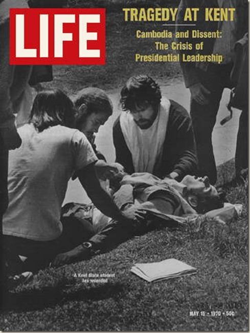 Cover of Life Magazine May 15, 1970