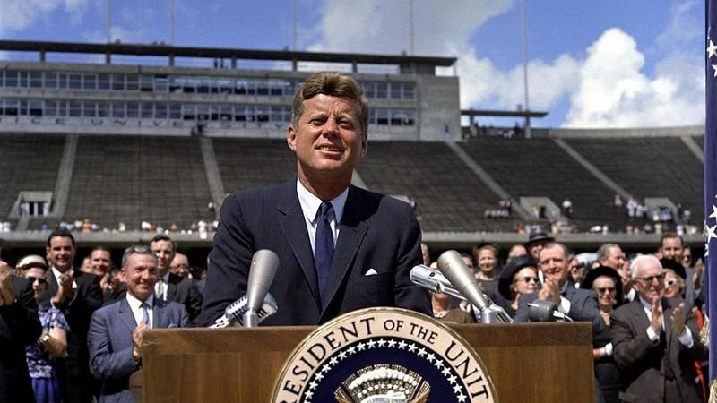 JFK Moon Speech