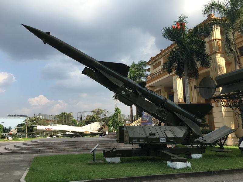 S-75 Dvina missile system